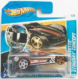Hot Wheels 2009 Corvette Stingray 1:64 Diecast Vehículo Coche de Juguete (V5500)