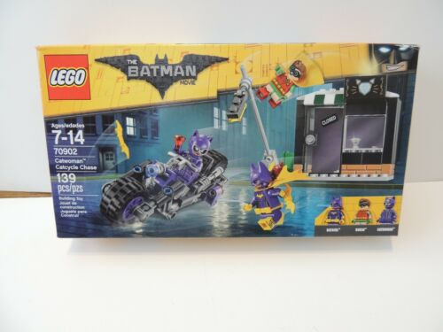 Lego The Batman Movie Catwoman Catcycle Chase 70902 NEW in sealed box