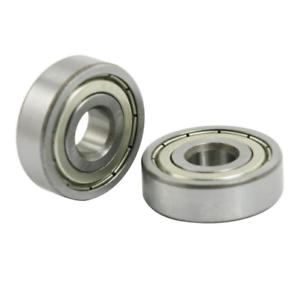 10pcs Ball Bearings S698ZZ 8x19x6mm Stainless Steel Deep Groove Bearings