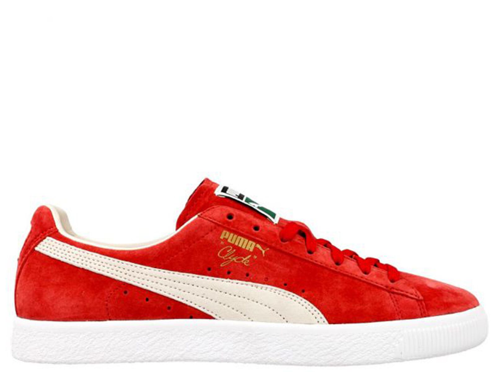Brand Athletic New Puma Clyde Men's Athletic Brand Fashion Sneakers [361466 03] a3f510