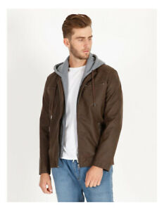 Maddox Forster Hooded Jacket