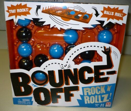 New In Box Bounce-Off Game It/'s the ultimate head-to-head competition game