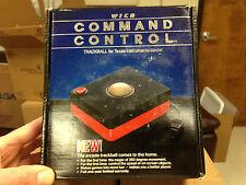 WICO COMMAND CONTROL TRACKBALL Texas Instruments TI/99-4A 72-4560  -- BRAND NEW