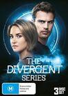 The Divergent Series (DVD, 2017, 3-Disc Set)