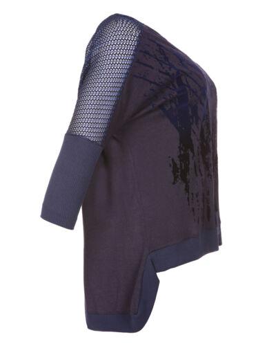 Paint Shirt l Mat low 52 High Blau 54 Gr Saum Fashion Langarm Wfgqgw4a