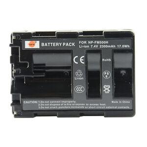 DSTE-NP-FM500H-Battery-For-SONY-A300-A350-A900-A700-A700K-A200-A200W-A99-Camera