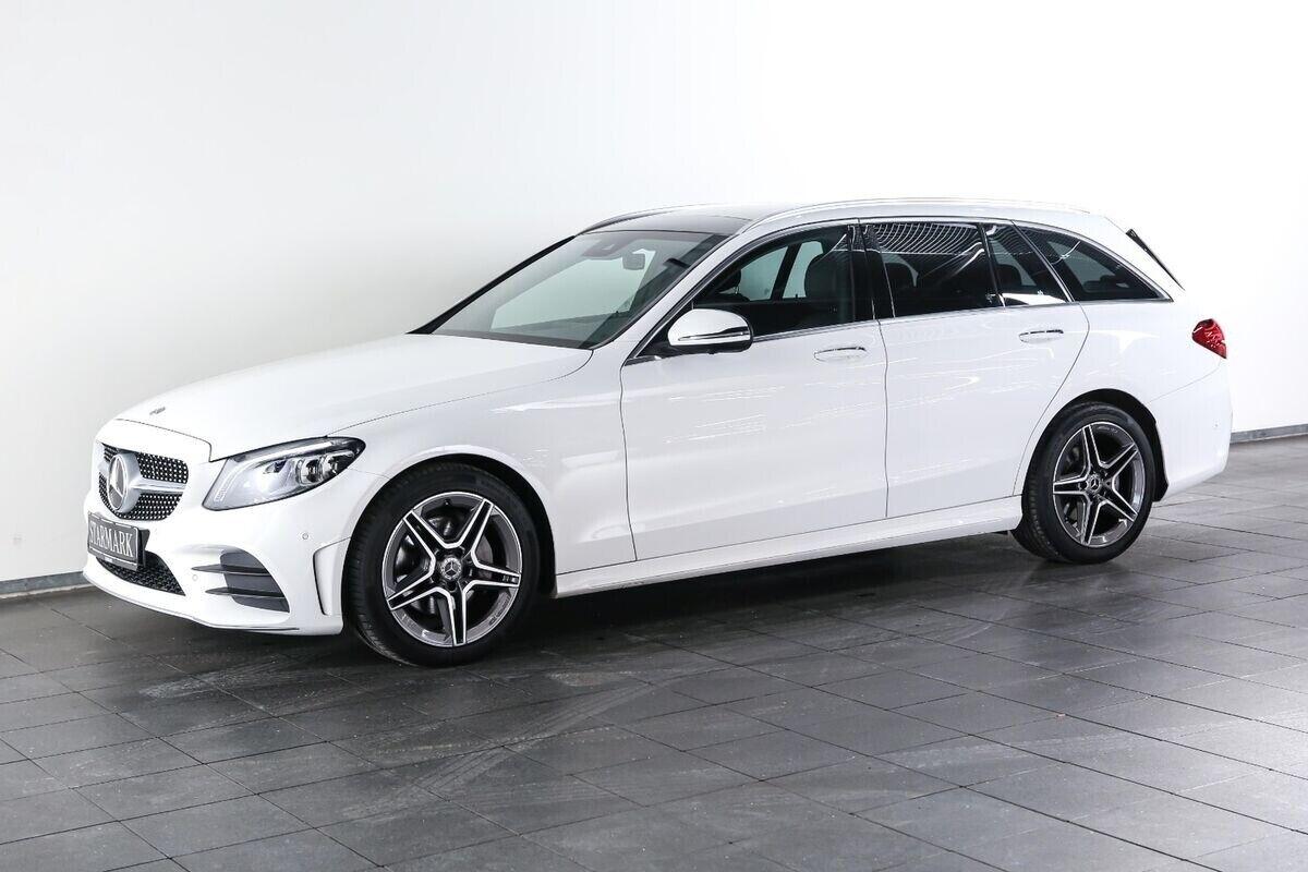 Mercedes-Benz C220 d 2,0 AMG Line stc. aut.
