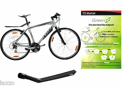 Expressive Zefal Deflector Rc50 Bicycle Bike Rear Mudguard Cycling
