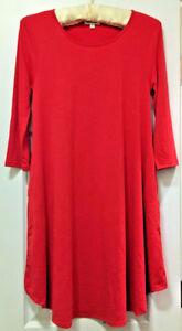 82301a37d0a Image is loading Zenana-Premium-Fabric-3-4-Sleeve-Round-Hem-