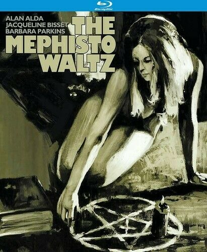 The Mephisto Waltz BLU-RAY NEW