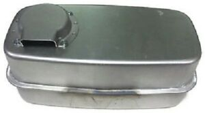 Mis-run-Exhaust-Muffler-Replaces-751-0617C-951-0617C-Single-Inlet-READ-as-is