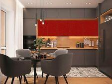 3 m Küchenfolie Folie Küche lichtgrau matt 61,5 cm 5,98 € //m