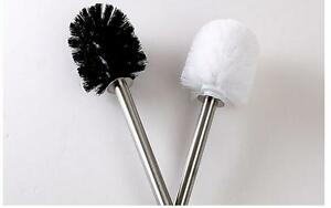 Replacement-Stainless-Steel-WC-Bathroom-Cleaning-Toilet-Brush-Head-HoldersNEW-CD