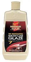 Meguiar's M7 Mirror Glaze Show Car Glaze, 16 Oz., Polishes Glazes Waxes Auto on sale