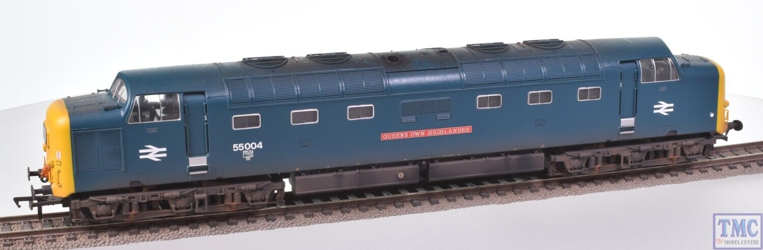 32-534DS Bachmann OO Cl 55 55004 Queen's Own Highlander Sound Plates&Weatherot