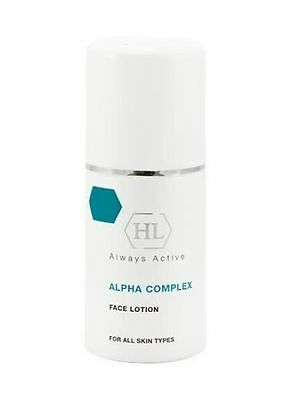Holy Land Alpha Complex Face Lotion 125 ml + samples