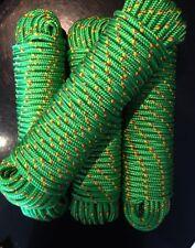 Nr.15 Grüne Reepschnur 6 mm, 30m,Expanderseil,Planenseil,Kunststoffseil,Seil,Tau