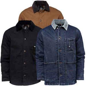 Herren Chore Details Dickies Jacke Winterjacke Baltimore Jacket Zu OPk0wn