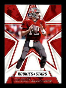 2020 Panini Rookies & Stars Tom Brady #82 Tampa Bay Buccaneers