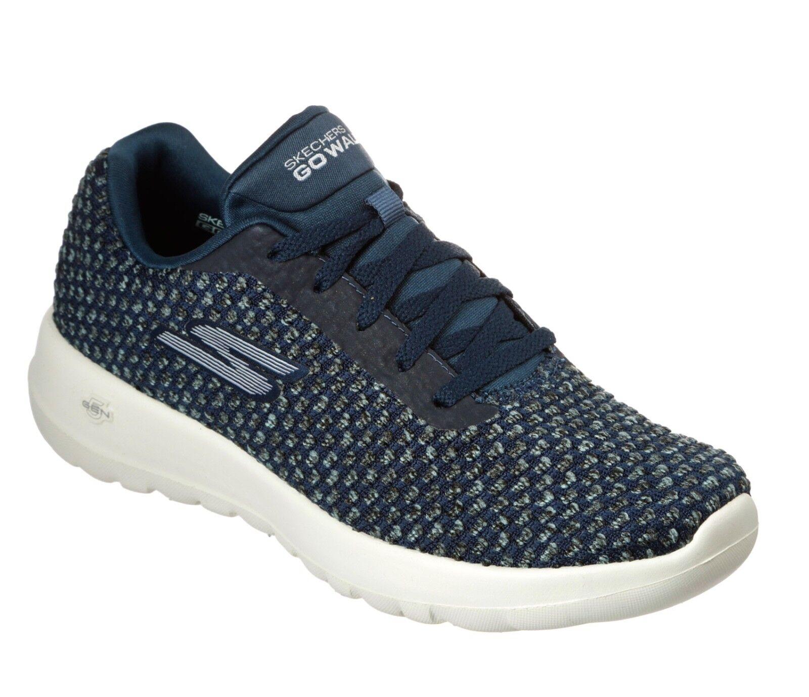Skechers NEW Go Walk Joy Pivotal teal Damens's comfort fashion trainers Größes 3-8
