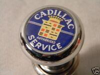 Cadillac Service Chrome 12 Volt Dash Lighter Element Vintage Dome Style