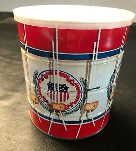 Vintage Folger's Coffee 1976 Bicentennial Commemorative Can