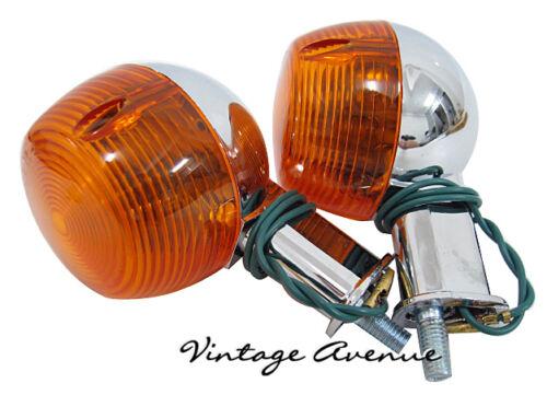 YAMAHA AT1 AT2 AT3 CT1 CT2 CT3 HT1 *REAR* TURN SIGNAL FLASHER LAMP 1PAIR 6V C