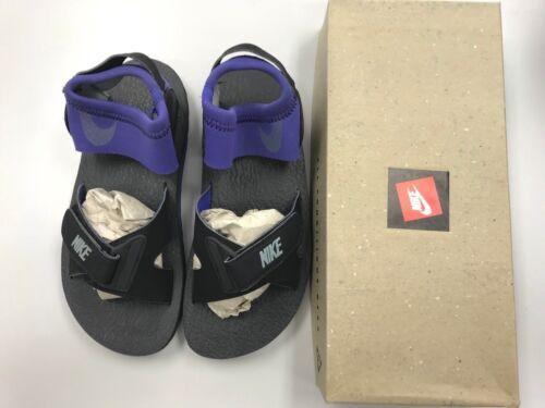 Vintage 1992 Nike Beo-Beo ACG sz 8 men original sandals Cobalt Blue