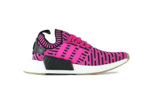 1d6d067d1 ADIDAS ORIGINALS NMD R2 PK PRIMEKNIT BOOST JAPAN BY9697 SHOCK PINK ...