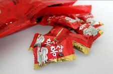 """[ FACTORY OUTLET SALE ] """"Buy 3 + Get 2 Free!"""" Korean 6Years Red Ginseng Candy"""
