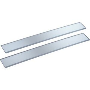 Image Is Loading 48 Inch Beveled Mirror Acrylic Strip 2 Pack
