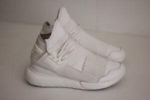 3bcbbd5da Adidas Y-3 Yohji Yamamoto  Qasa  High Boost Sneaker - White - 7US ...