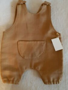 Wow-Rompers-Overall-Bib-amp-Brace-For-ca-13-14-3-16in-Bears-New-Design