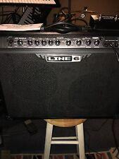 Line 6 Spider III 2x10 120 watt combo guitar amp w/ foot switch