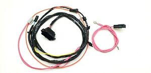 engine wiring harness 65 Chevy Chevelle 283 327 Malibu SS 1965 with gauges