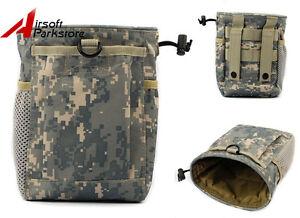 airsoft tactical molle belt pals ammo 5 56 magazine mag dump drop