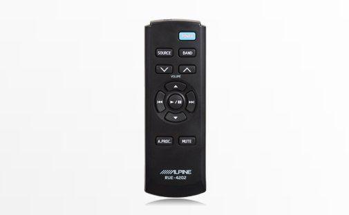 Alpine RUE-4202 Wireless Remote Control