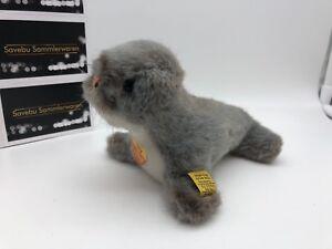 Steiff Tier 1473/09 Seehund 16 Cm Top Zustand Teddys