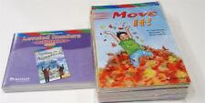 30 HARCOURT STORYTOWN 5TH GRADE 5 LEVELED READERS, AUDIO CD COLLECTION ELL #2