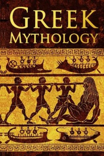 Wright Lucas-Greek Mythology (US IMPORT) BOOK NEW