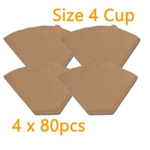 5063fad655f Image is loading 4k-Generic-Size-04-Filter-Papers-Brown-80-