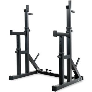 Adjustable-Squat-Rack-Stands-Multifunction-Barbell-Bench-Press-Dipping-Station