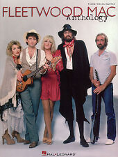 Fleetwood Mac Anthology Learn Play Songbird Dreams Piano Guitar PVG Music Book