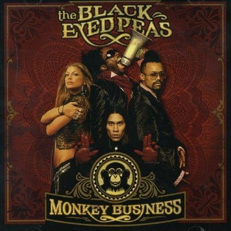 1 of 1 - Monkey Business [Bonus Track] by The Black Eyed Peas (CD, May-2005, A&M (USA))