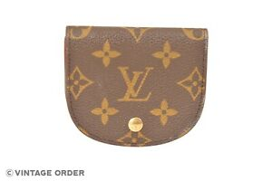Louis-Vuitton-Monogram-Porte-Monnaie-Gousset-Coin-Purse-M61970-YF01621