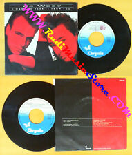 LP 45 7'' GO WEST I want to hear it from you Crossfire 1987 italy no cd mc dvd