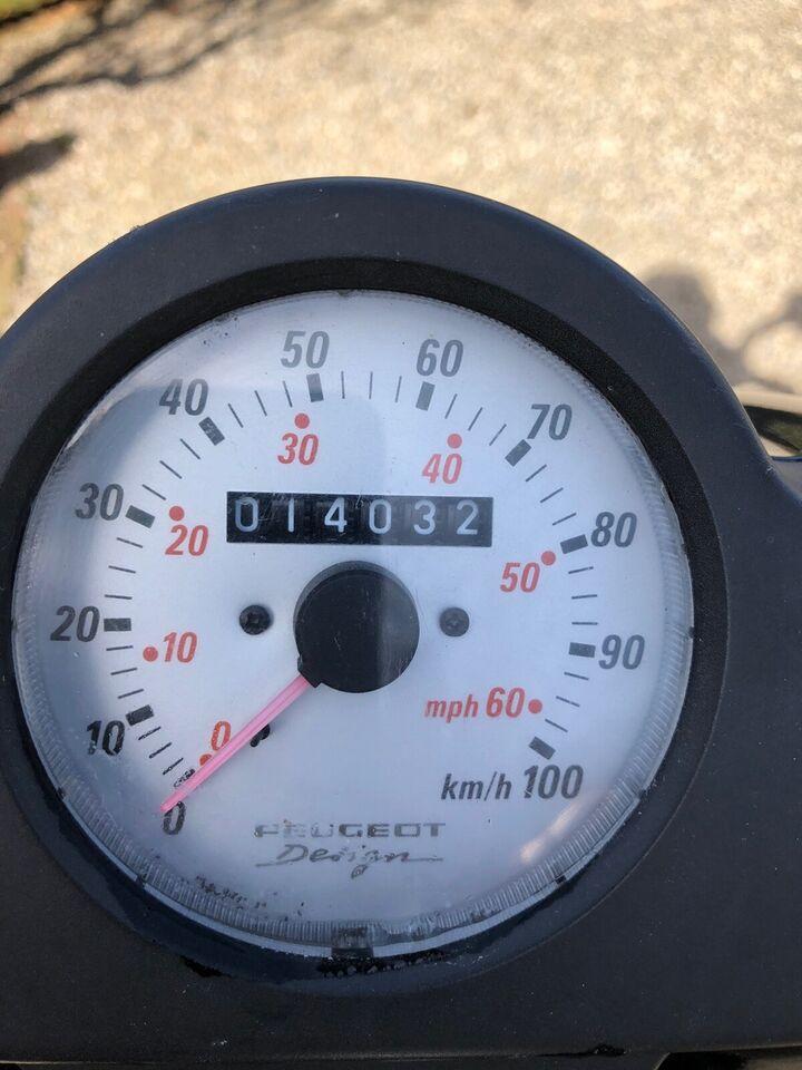 Peugeot Speedfight, 1997, 14000 km