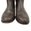 thumbnail 9 - Frye Cara Short Ankle Boot Bootie in Smoke Brown Leather Western Riding Size 9.5