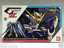 Bandai RG 1/144 Wing Gundam Zero EW Endless Waltz Ver. Gundam Docks at Hong Kong