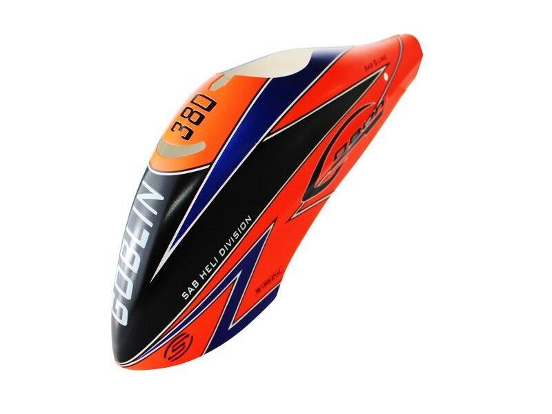 Canopy Orange - Goblin 380 Sport : H0983-S